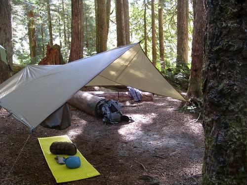 Barclay Lake Camp