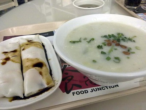Abalone and Chicken Congee Set