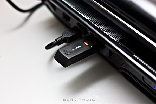 Wireless keyboard & mouse 05