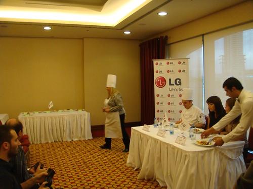 LG Yemek Yarışması