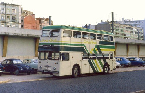 Green Line Fleetline.