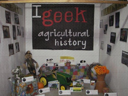 Geek the Library at the Fair
