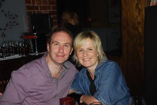 Chris, Sarah