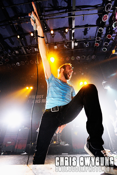 August Burns Red - Gramercy Theater