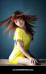 V iu JuJu - Dance of hair (Toan Huynh) Tags: woman juju yellowdress earthasia canon5dmarkii canon135mmlf20 danceofhair viutc