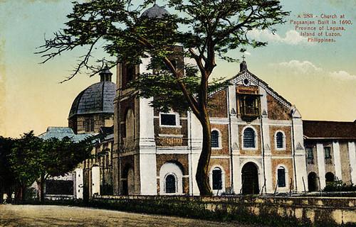 Pagsanjan Church