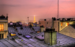 The Roof Tops Of Paris (s.j.pettersson) Tags: paris rooftops eiffeltower soe hdr artisticphotography 1920x1200 cityoflights letoureiffel widescreenwallpaper abigfave macwallpaper widescreendesktop platinumphoto artofphotography infinestyle highqualityphotography sjpettersson sjpetterssoncom highqualitywidescreenwallpaper highqualitydesktopwallpaper