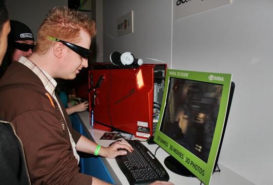 NVIDIAS jazzy 3D tech