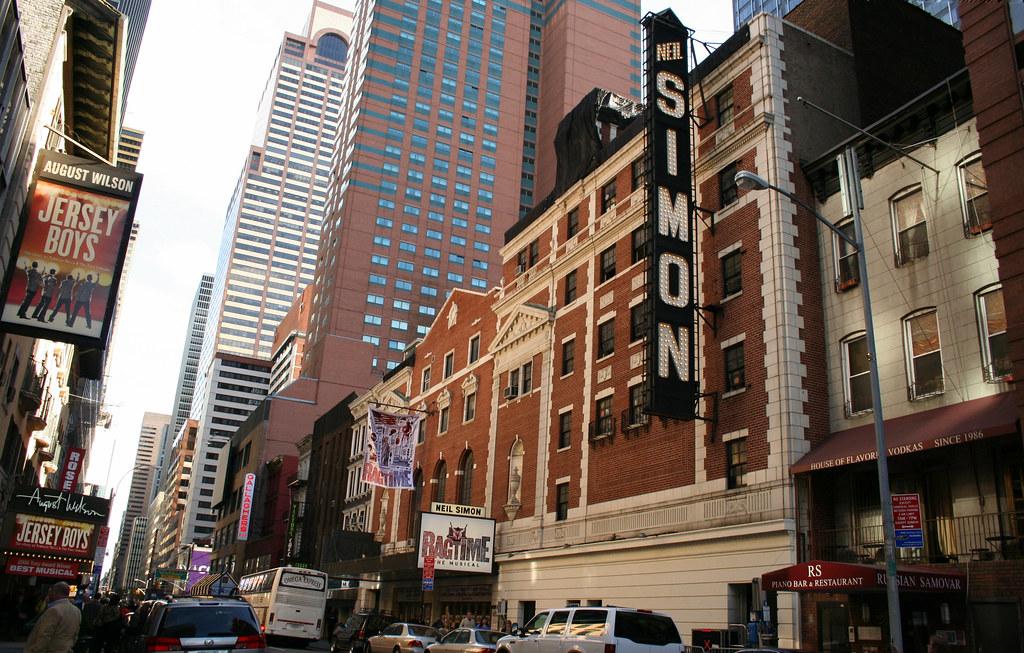 Alvin Theater (now Neil Simon Theater)