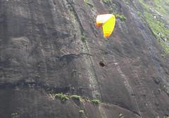 Costo Pedra da Gvea (germn :)) Tags: blue sky riodejaneiro paraglider livre parapente pedradagavea conradovoo