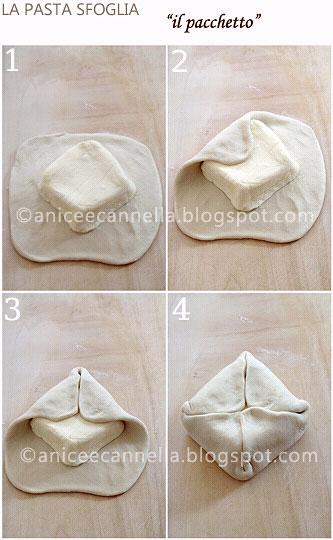 pasta sfoglia step by step