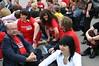 Probesitzen am Thüringer Landtag am 29. April gegen Neonazi-Aufmarsch