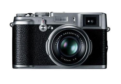 Fujifilm Finepix X100 Digital Camera