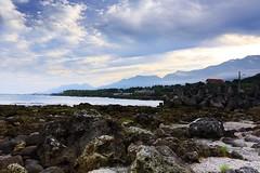 基翬美麗的海岸線 鍾家榮攝影