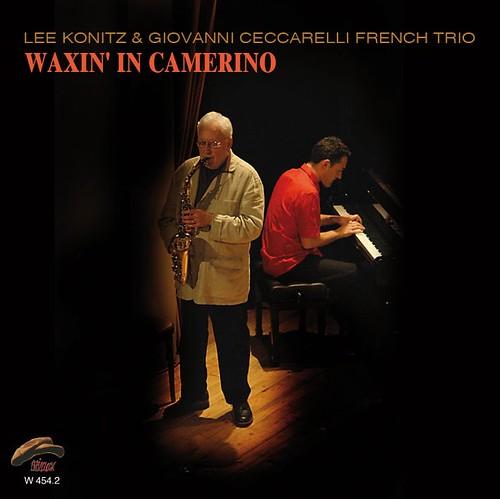 ceccarelli e konitz - Waxin' in Camerino