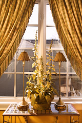 Household (iconicphotoservices) Tags: house plant color classic home window lamp vertical architecture design interior curtain decoration style nobody symmetry indoors photograph drape proportion household interiordesign accent affluent