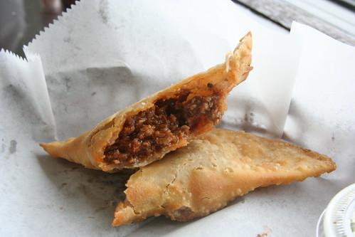 Amazing Beef Empanada