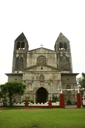 Dapitan Church facade