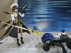 figma 八神はやて 騎士甲冑ver. vs. ルル山さん&ドアラ/figma Hayate Yagami Knight Armor ver. vs Lelouch and Doala