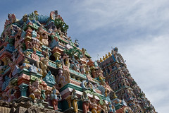 Day 10: Kapaleeswarar Temple, Chennai (Jess and Colin) Tags: india chennai kapaleeswarartemple project3661 lptowers