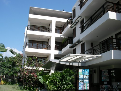 Koh samui Evergreen resort building0