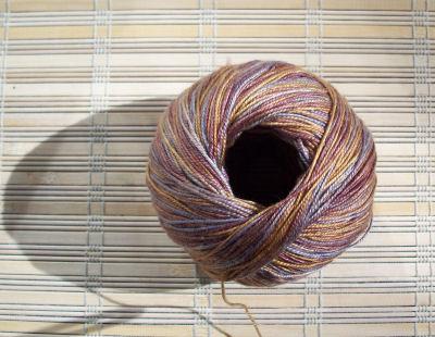 Yarn Ball the top