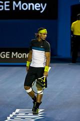Rafael Nadal (AshV) Tags: melbourne tennis australianopen melbournepark rafaelnadal rodlaverarena