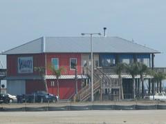 IMG_2458 (rembassmaster) Tags: lighthouse beach water docks boats coast boat highway warf fishermen ships shrimp ms seafood biloxi 90 shrimping gulfport shrimpboats gulfcoast highway90 shiponbeach
