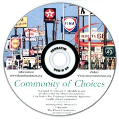 Community of Choices DVD