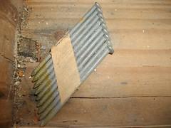 DAY 21 (delana39092) Tags: wood nail day21 project365