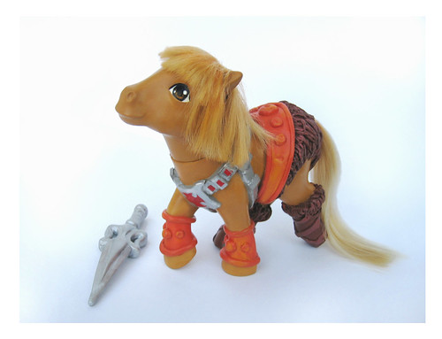 My little pony He-Man