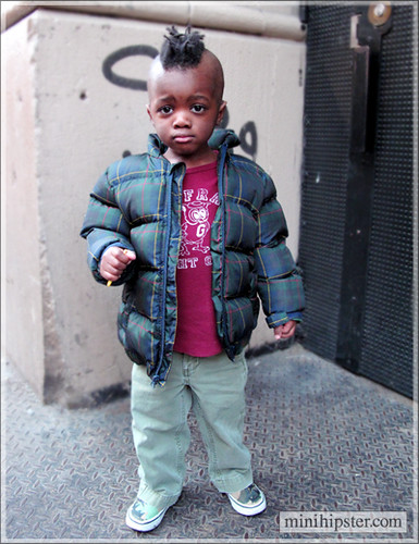 Destined for cool... MiniHipster.com: kids street fashion (mini hipster .com)