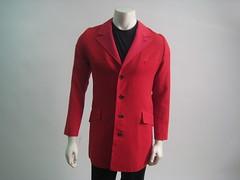 Spring Preview item!: Issey Miyake men's cotton blazer, $75