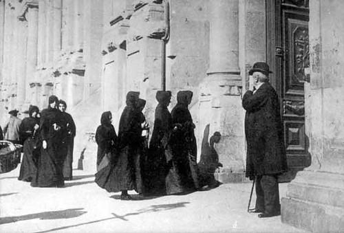 la misa matinal 1890