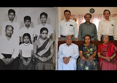 41 Years Later (mynameisharsha) Tags: new old india nikon antique bangalore young nostalgia age years then now later thenandnow d60 1855mmf3556gvr mynameisharsha