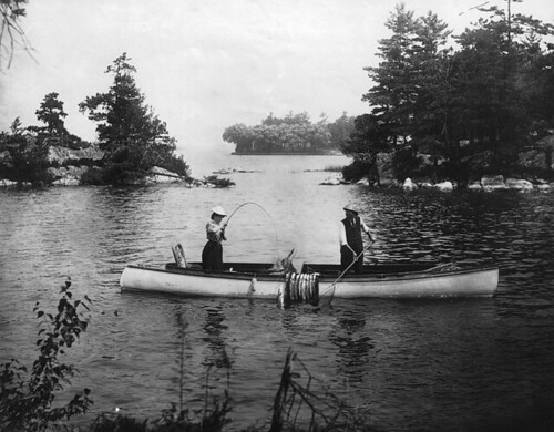 Thousand Islands, ON, about 1915