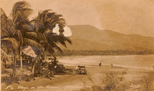 Playa los Hornos 1920