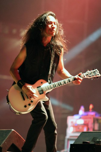 Ted Aguilar, Death Angel @ Metal Camp 2009, Day I