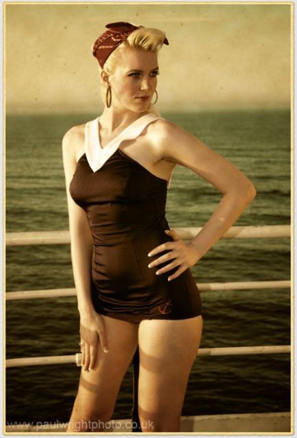 paulwrightphoto pinup swim suit2