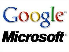 Goog MS logos