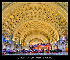 Union Station, Washington DC (szeke) Tags: urban washingtondc trainstation processing unionstation hdr photomatix nikcolorefex imagenomic qualitypixels