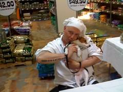 Klecko con Dog