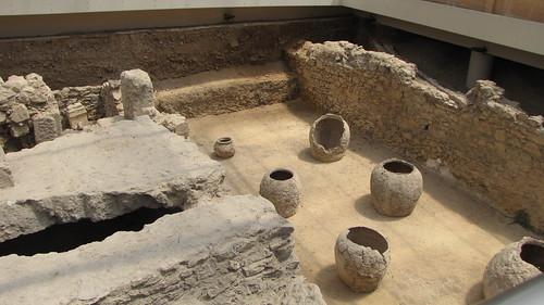 Roman ruins, Athens