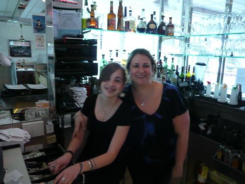 Talia and Georgette