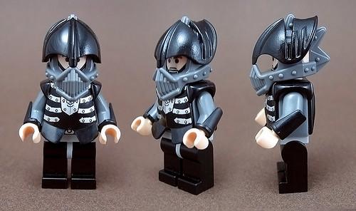 Marauder Soldier minifig