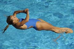 Tania Cagnotto (gongolo) Tags: roma italia tuffo tuffi taniacagnotto 13thfinaworldchampionships mondialidinuotofinaroma09 womens1mspringgboard finalefemminiletrampolino1metro