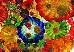 Glass Ceiling Museum of Glass Tacoma Washington (Ireena Eleonora Worthy) Tags: usa chihuly washington explore tacoma frontpage museumofglass blownglass glassblowing