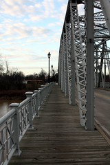 Keesler Bridge (cmh2315fl) Tags: mississippi greenwood swingbridge historicbridge nationalregisterofhistoricplaces howetruss trussbridge nrhp throughtruss swingtruss leflorecounty yazooriver thrutruss moveablebridge mississippilandmark keeslerbridge