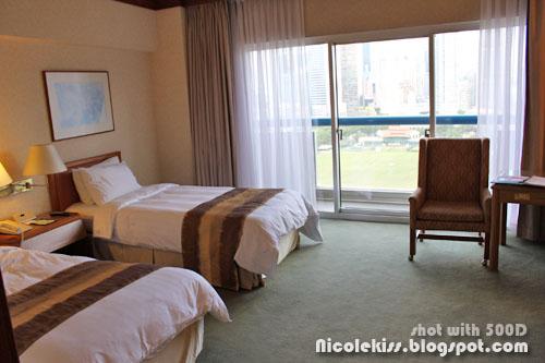 swissotel hotel room