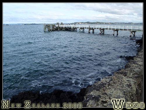 Auckland, Rangitoto